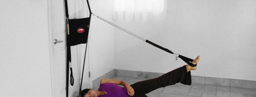 Pilates Yoga Gym exercise