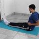 Pilates Yoga Gym routine