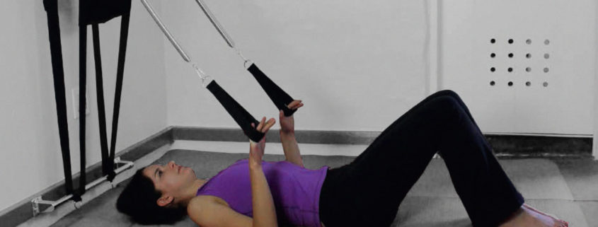 portable Pilates yoga gym extensions